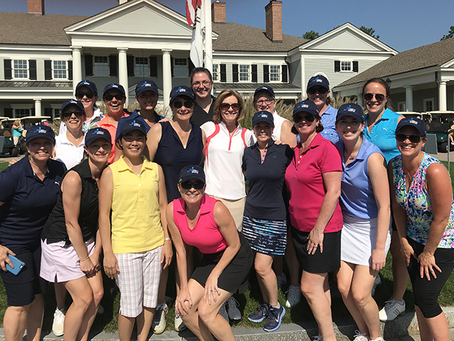 21st Annual Charity Golf Tournament to benefit the CREW Boston Educational Foundation