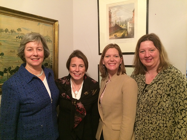 Women in Government Reception