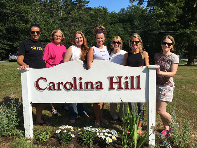 An Afternoon of Service at Carolina Hill Shelter