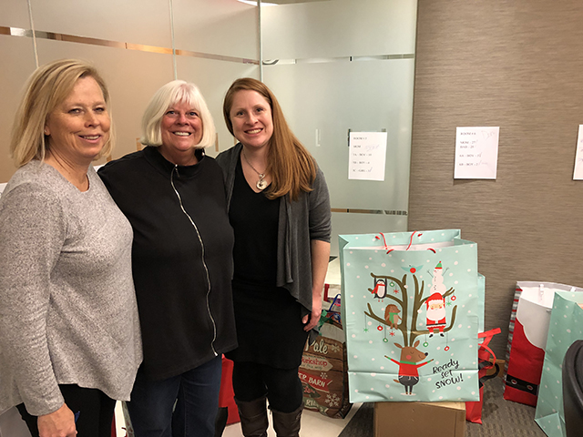 Holiday Gift & Crafting Party to benefit the Carolina Hill Shelter