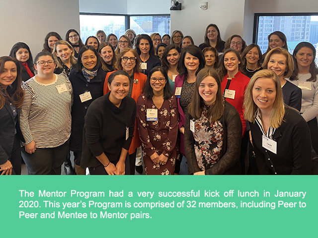 2020 Mentor Program Kick-Off Luncheon