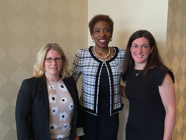 June Luncheon Program & Annual Meeting with Carla Harris