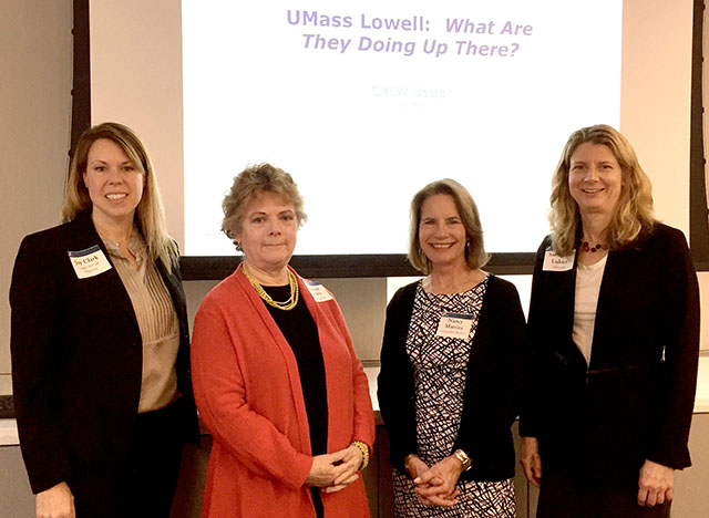 Conversation & Coffee with Deb Poodry, Senior Advisor, Capital & Space Planning, Facilities Management, UMass Lowell