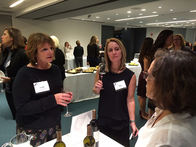Networking, Wine & CREW Boston