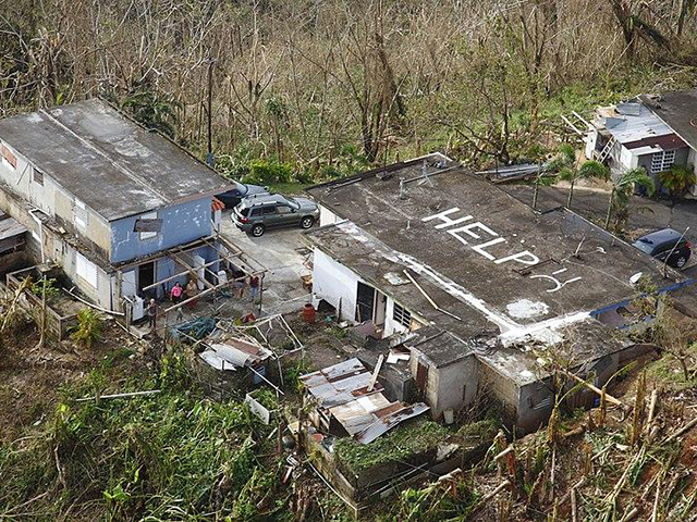 Discussion on Stabilization & Redevelopment of Hurricane-Devastated Puerto Rico