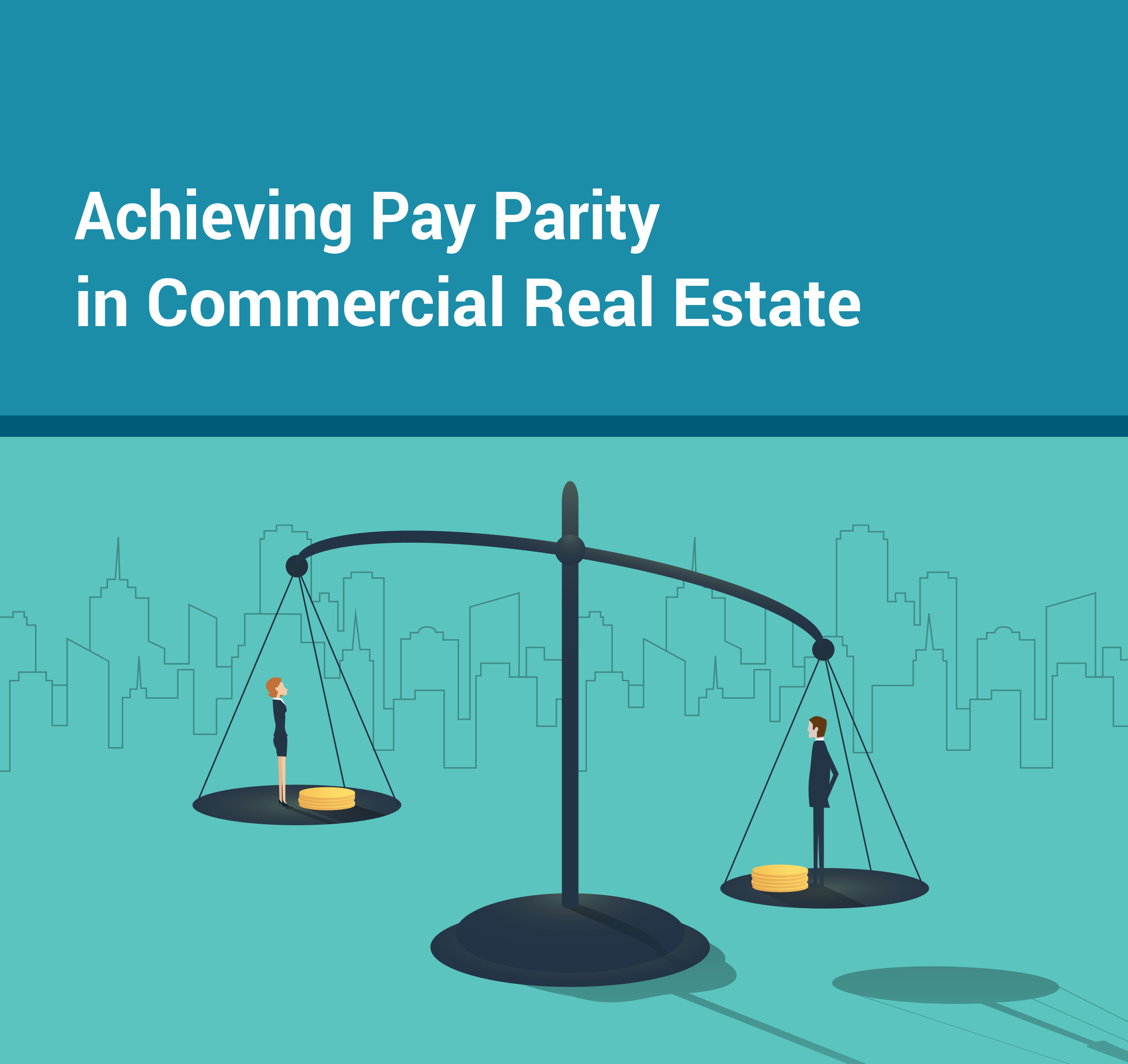 Achieving Pay Parity in Commercial Real Estate - CREW Network's Latest White Paper -