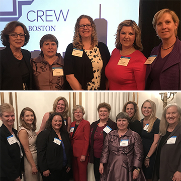 CREW Boston is accepting applications for the 2019 CREW Boston Achievement Awards