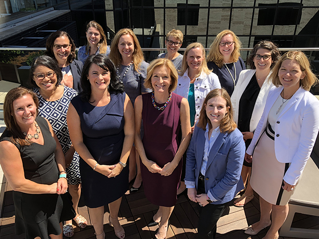 CREW Boston announces members to serve on the 2018-2019 Board of Directors