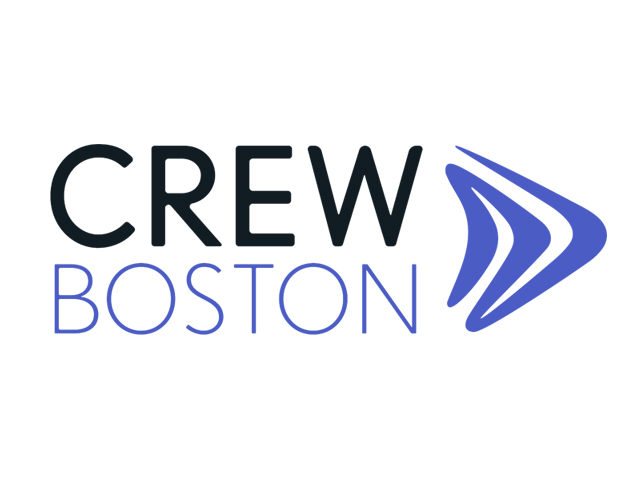 CREW Boston's New Brand To Carry Us Into the Future - We are Stronger Together.