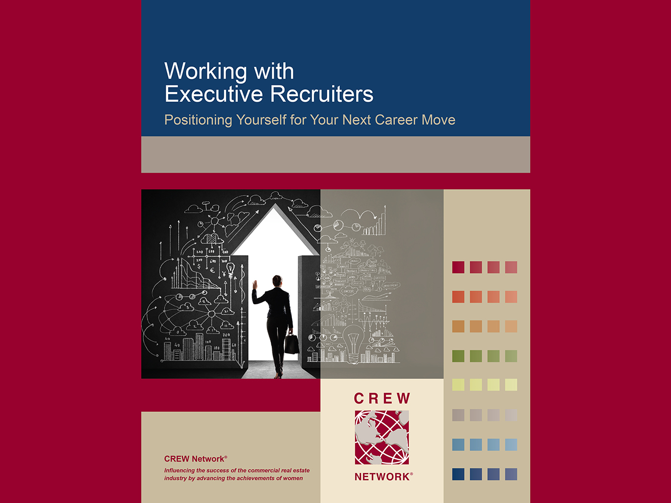CREW Network White Paper Released - Working with Executive Recruiters