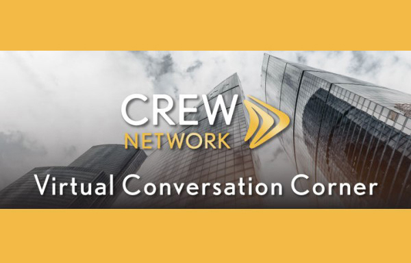Check out CREW Network's Virtual Conversations