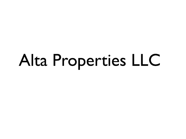 Alta Properties LLC