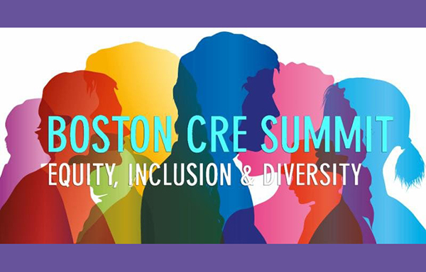 CREW Boston is a proud partner of the Boston CRE Summit on Equity, Inclusion, and Diversity