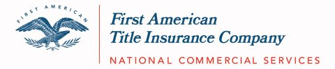 First American Title Insurance Co. – National Commercial Services